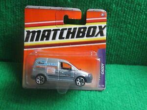 MATCHBOX VOLKSWAGEN CADDY (LOT P40) CAR MINT CARD OPENED