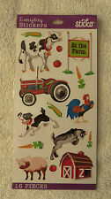 Sticko FARM ANIMALS - Cute Stickers of Farm Life