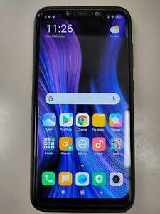 Xiaomi Pocophone F1 64GB Graphite Black 6GB RAM