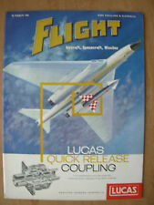 FLIGHT AIRCRAFT SPACECRAFT MISSILES MAGAZINE MARCH 30th 1961 LUCAS COUPLINGS