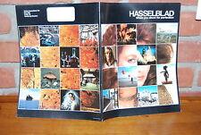 CATALOGUE HASSELBLAD 21X28 CM DE 1981