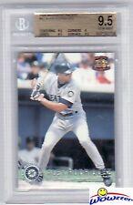 1995 Pacific #42 Alex Rodriguez ERROR ROOKIE BGS 9.5 GEM MINT Yankees