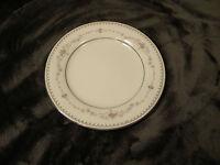 "Vintage Noritake China-Fairmont Platinum Bread & Butter Plate 6 3/8"" , EXCELLENT"