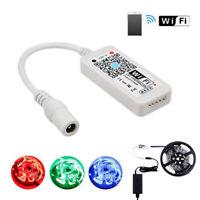 Smart WiFi LED RGBW Light Strip Music Phone Controller For Alexa Google Home US