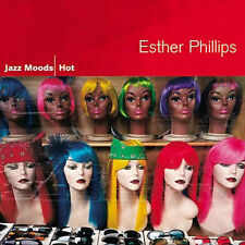 Esther Phillips-Jazz Moods-Hot (CD NUOVO!) 5099751987321
