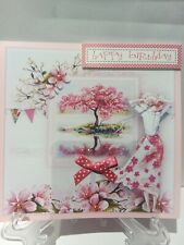 Handmade Birthday Card Topper