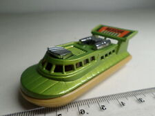 Matchbox 2f Rescue Hovercraft Avocado