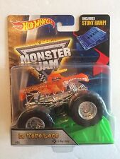 2015 Hot Wheels Monster Jam X-ray body EL TORO LOCO MOC #04