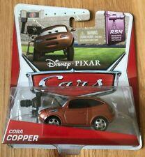 Disney Pixar Cars Cora Copper - 2014 RSN - New In Box