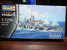 REGIA NAVE ROMA - 1/1200 - REVELL 05821