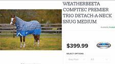 "6'3"" WEATHERBEETA COMFITEC PREMIER TRIO DETACH-A-NECK - BRAND NEW $399"