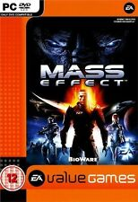 Mass Effect (Pc Dvd) Nuevo Sellado