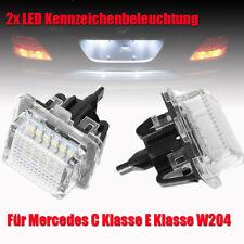Kennzeichenbeleuchtung LED passend für Mercedes Benz W204 W212 W216 W221 W207 DE