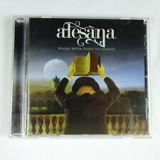Alesana CD Where Myth Fades To Legend
