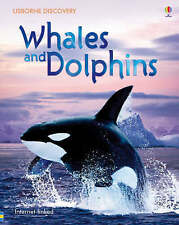 Whales and Dolphins by Susannah Davidson (Hardback, 2008)-9780746098219-G024