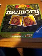 Memory Il Re Leone Lion King - Gioco da tavolo/gioco di società - Disney