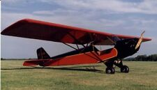 E-2 Cub Taylor USA Utility E2 Airplane Wood Model Replica Big New
