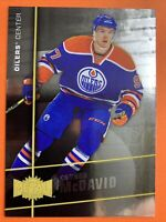 2015-16 Fleer Showcase Hockey Metal Universe Rookie #MU-1 Connor McDavid Oilers