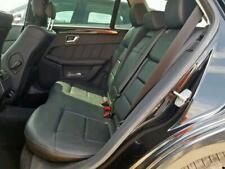 Mercedes E Class W212 Seat Assembly Rear Black Leather Estate 2009-2013+Warranty