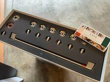 "CafÉ™ 36"" Brushed Stainless Handle & Knob Set For Pro Range /Top - Cxpr6Hkpms"