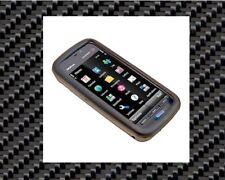 Étuis, housses et coques noirs en silicone, caoutchouc, gel pour téléphone mobile et assistant personnel (PDA) Nokia