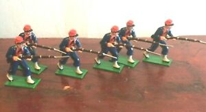 Trophy of Wales. Maryland Guard Zouaves boxed set.6 figures boxed set