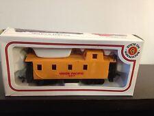 K7) Vintage HO Scale Bachmann Union Pacific 207 Cupola Caboose in Original Box