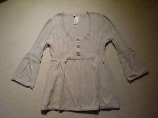 Pullover beige Gr L von DKNY  NEU