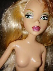 My Scene Delancey. Green Eyes. Shopping Spree. Nude