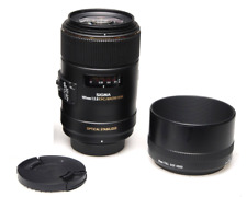 Sigma EX 105 mm F2.8 HSM DG OS f. Nikon
