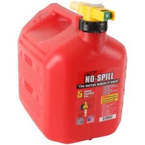 New No-Spill 5 Gallon Fuel Can 765-104 for No-Spill 1450 Toro 127-3202