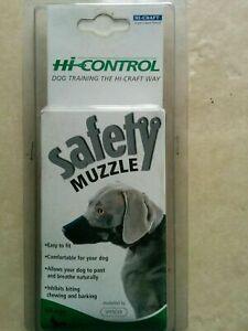 HI-CRAFT HI CONTROL SAFETY DOG MUZZLE XXL