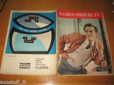 TV RADIOCORRIERE=1959/5=VITTORIO GASSMAN IL MATTATORE=CASSADO' DE VITO GORINI=