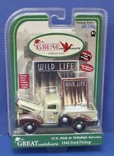 Gearbox 56991 1:43 1942 Ford Pickup US Fish & Wildlife Service MOC Sealed New