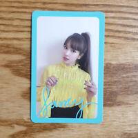 Mina Official Photocard Twice 7th Mini Album Fancy You Genuine Kpop