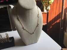 "KATE SPADE 32"" GOLDEN BOW NECKLACE-ORIG. $98-NOW-$40"