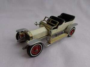 Matchbox Lesney Models Of Yesteryear Y-10 Rolls Royce PRE-PRODUCTION TRIAL RARE