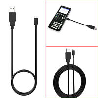 USB Charger Charging Wire Cable for Texas Instruments TI-84 Plus CE / TI-Nspire
