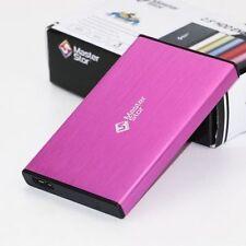 Hard disk esterni rosa USB 3.0