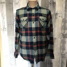 Jetty - Marine Supply Co. Classic Mens Large Flannel Shirt