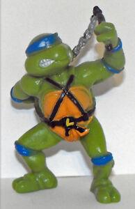 Teenage Mutant Ninja Turtle Leonardo Plastic Figurine Leo Figure Yolanda TMNT01