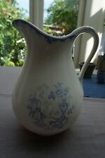 Earnest Burleigh Ironstone Vase With Lid From Staffordshire Lovely