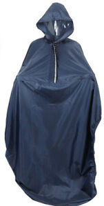 Wheelchair cape and bag