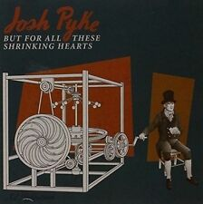 Josh Pyke - But for All These Shrinking Hearts DELUXE 2 EXTRA  [New CD] SEALED