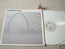SOUND OF ST. LOUIS 1987 MODERN SOUL GER LP WHITE WAX TOP! C. BEVERLY B. CARR
