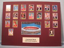 Cincinnati Reds - 1990 World Series Champions