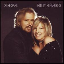 BARBRA STREISAND - GUILTY PLEASURES CD ( BARRY GIBB / BEE GEES ) *NEW*
