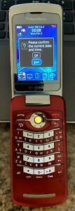 BlackBerry Pearl 8220 - Red (T-Mobile) Smartphone - Used - Works