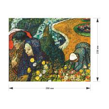 "wooden Pieces puzzle Jigsaw ""garden in Etten"" gift, Hermitage, van Gogh 160 pcs"