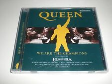 CD The Film Score Orchestra - Queen We Are The Champions - UK 1999